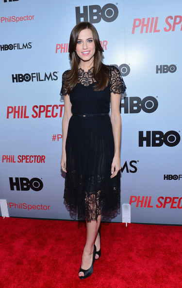 Allison Williams Little Black Dresses