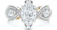 Best Marquise Diamond Engagement Rings
