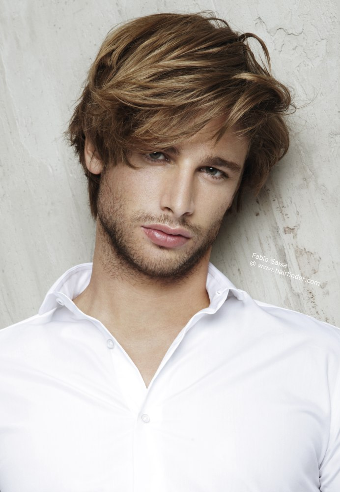 Mens Vintage Hairstyles 2013 Fashion Trends Styles For 2014