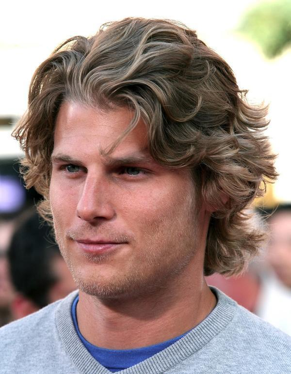 Best Mens Wavy Hairstyles 2013