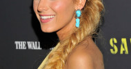 Blake Lively Long Braided Hairstyles