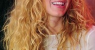 Blake Lively Long Curly Hairstyles
