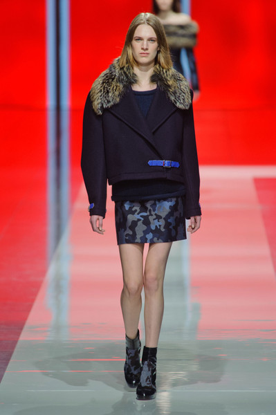 Christopher Kane London Fashion Week Fall 2013