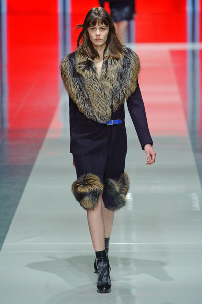Christopher Kane at London Fashion Week Fall 2013