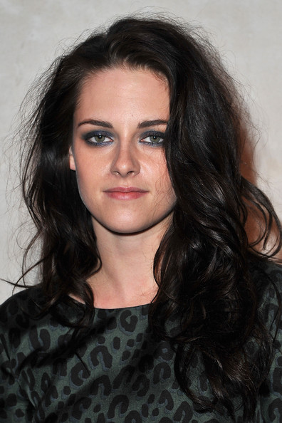 Cute Kristen Stewart Smoky Eyes