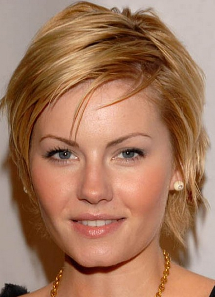 Cute Pixie Haircut for Round Face - Fashion Trends Styles ...