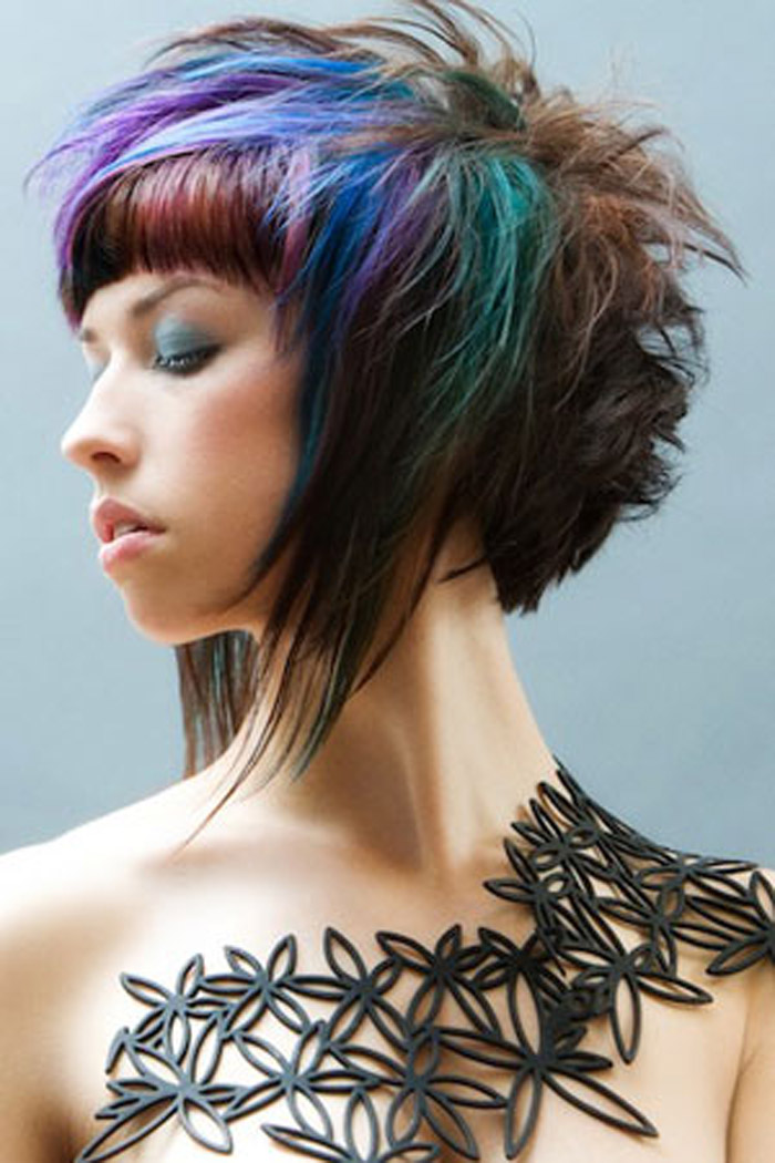 Fun Hair Color Ideas 2013
