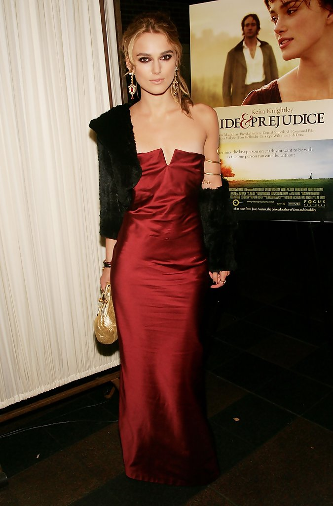 Keira Knightley Beautiful Style Moments