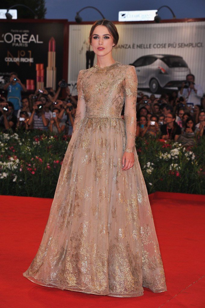Keira Knightley The Midas Touch
