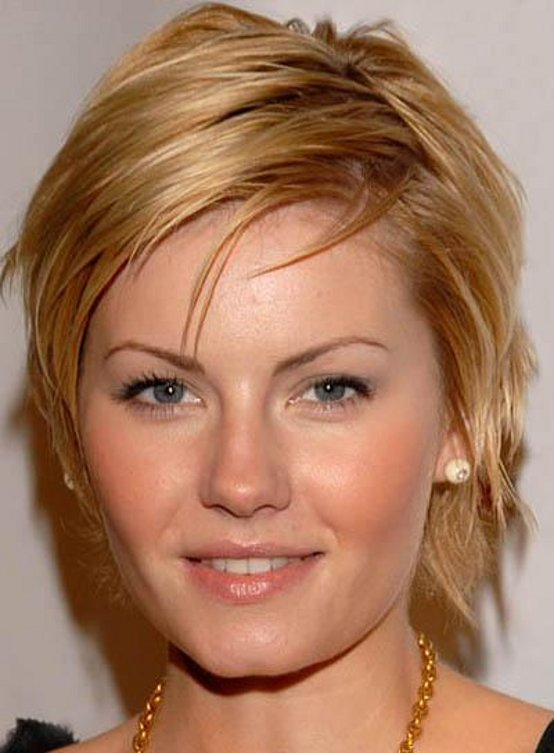 Popular Short Blonde Hairstyles 2013