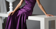 Purple Bridesmaid Dresses 2013