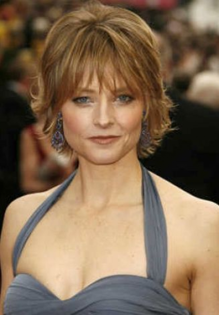 2013 Short Hairstyles for Older Women