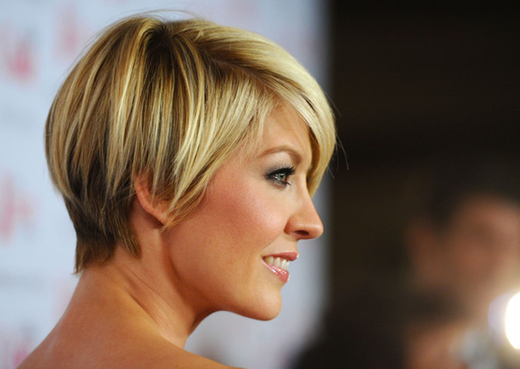 Short and Shaggy Hairstyles for Spring 2013