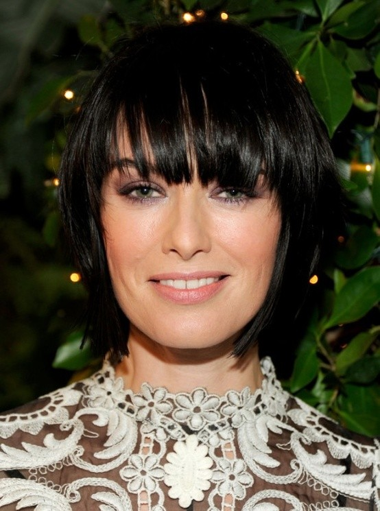 Thick Layered Choppy Bob Hairstyles for Spring 2013