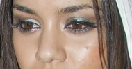 Vanessa Hudgens Metallic Eyeshadow
