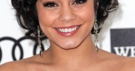 Vanessa Hudgens Metallic Eyeshadow February 26, 2012