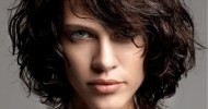 curly layered bob hairstyles