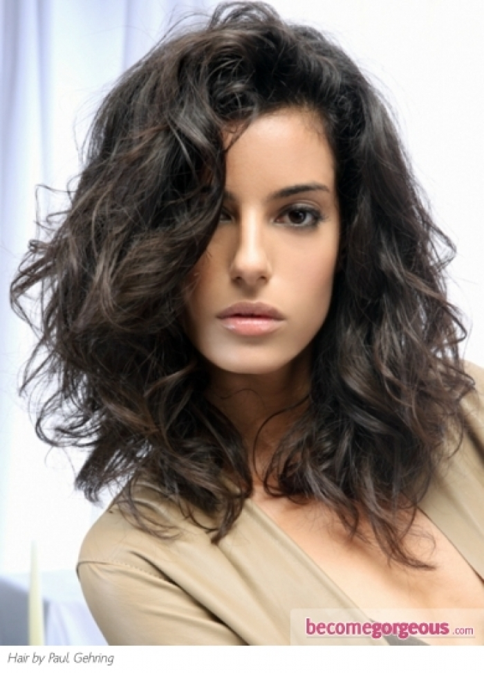 cute hairstyles for medium hair