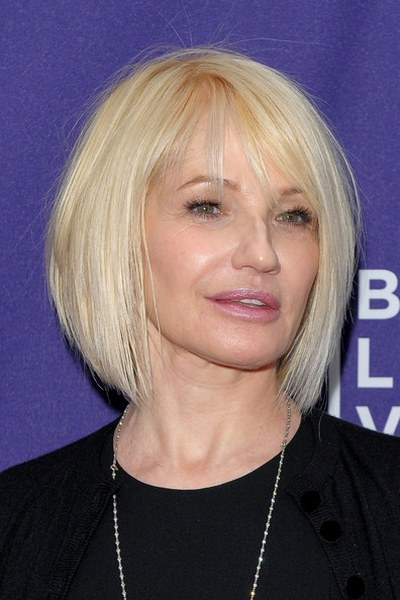 pictures of short bob hairstyles for women over 50