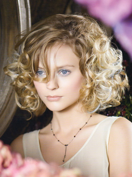 Short Curly Hairstyles 2013 Fashion Trends Styles For 2014