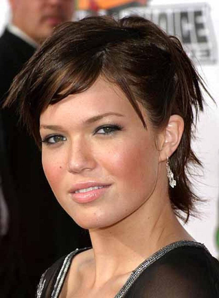 Fine Short Hairstyles For Fat Round Faces Fashion Trends Styles For 2014 Short Hairstyles For Black Women Fulllsitofus