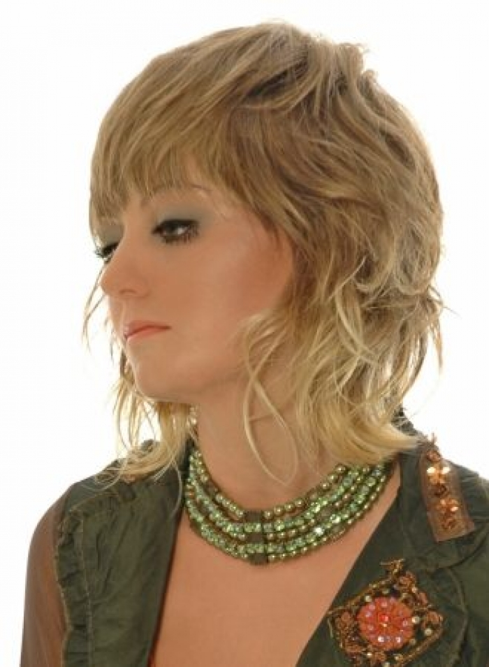 short shag hairstyles pictures