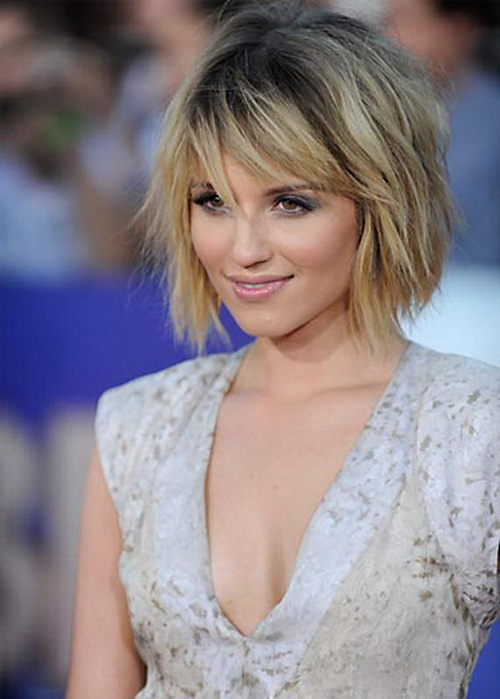 short shaggy bob hairstyles for women