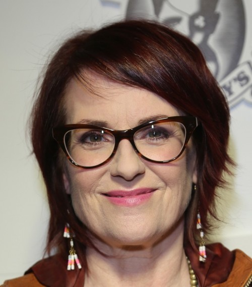 2013 Short Hairstyles for Women Over Age 50 with glasses