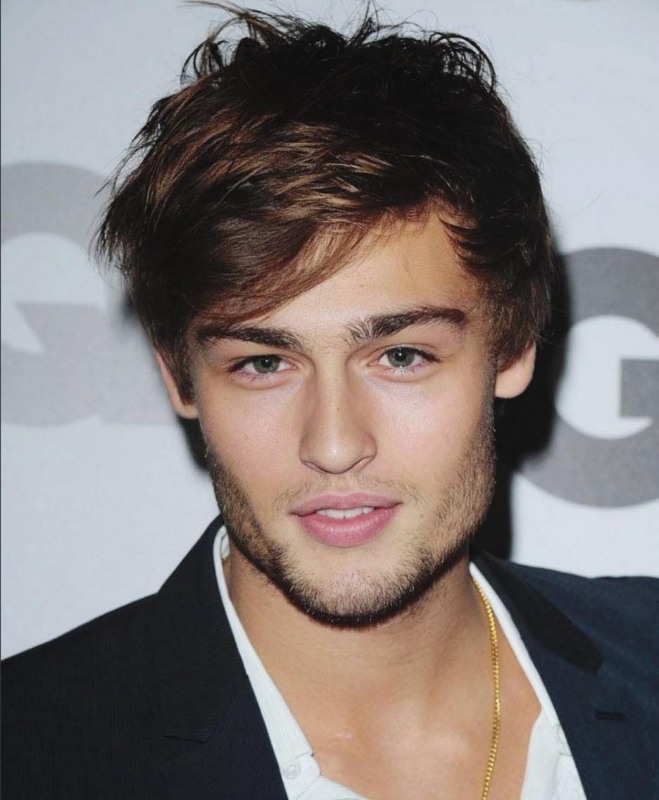 Best Short Shaggy Hairstyles for Men 2013
