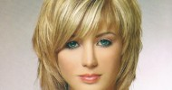 Blonde Hairstyles Medium Length 2013