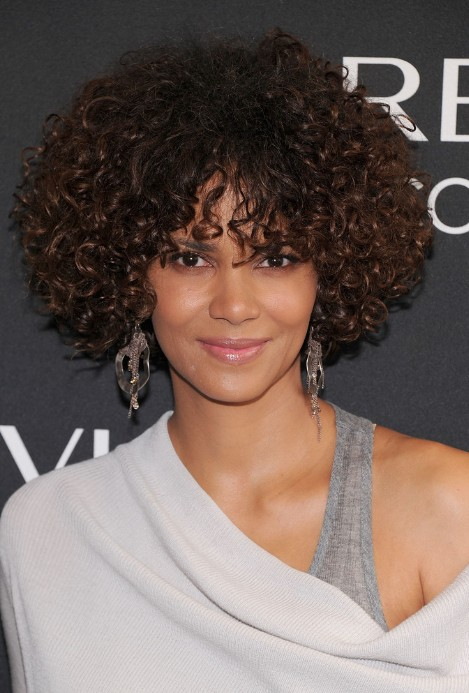Curly Bob Hairstyles for Black Women 2013