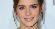 Emma Watson Messy Updo Hairstyles - Fashion Trends Styles ...