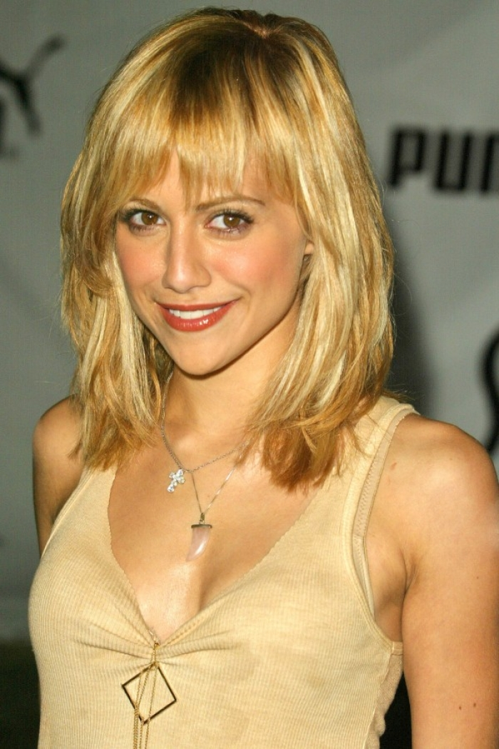 Miraculous Hairstyles For Blonde Medium Length Hair 2013 Fashion Trends Hairstyle Inspiration Daily Dogsangcom