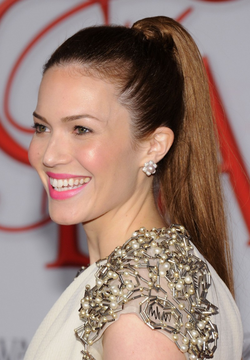 High Ponytail Hairstyles For Girls
