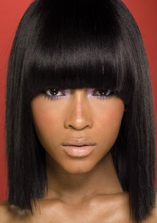 Layered Bob Hairstyles for Black Women 2013