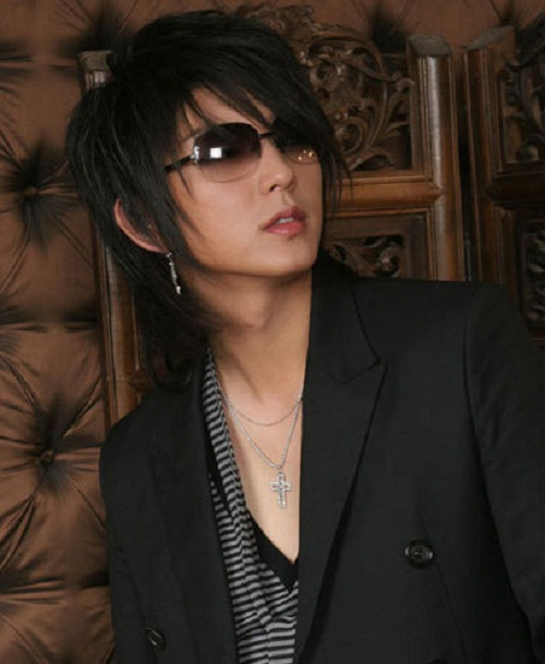 Long Hairstyles for Men Asian 2013
