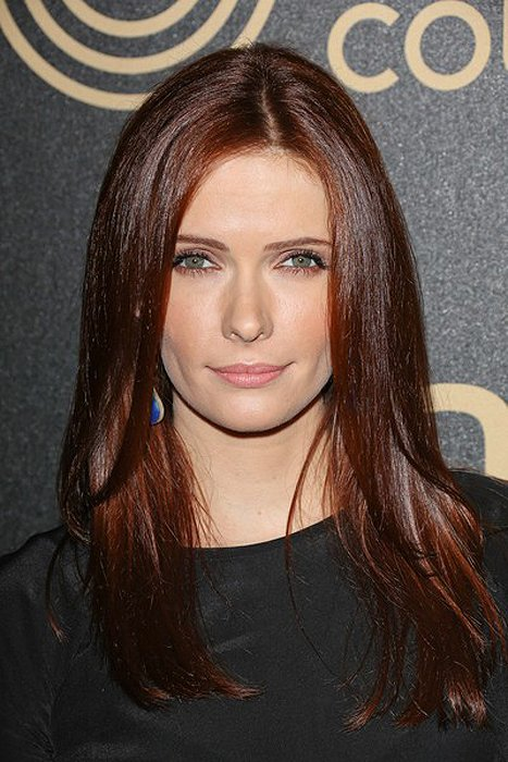 Long Straight Layered Hairstyles 2013