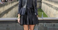 Olivia Palermo Little Black Dress 2013