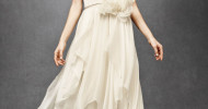Simple Informal Wedding Dresses 2013