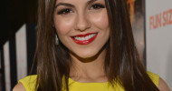 Victoria Justice Cute Long Straight Hairstyles 2013
