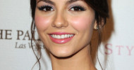 Victoria Justice False Eyelashes December 12, 2010