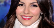 Victoria Justice False Eyelashes November 28, 2012