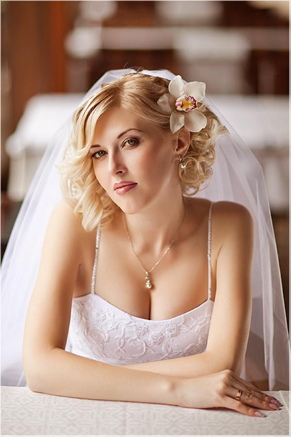 Wedding Hairstyles for Short Hair 2013