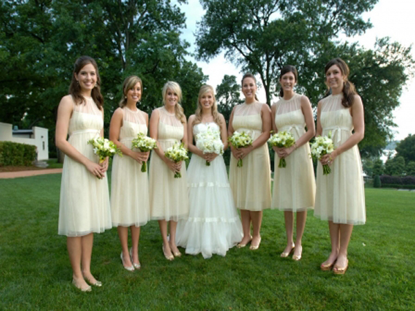 chiffon bridesmaid dresses short 2013