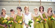 lime green bridesmaid dresses 2013