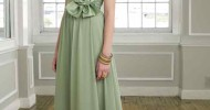 sage green bridesmaid dresses 2013