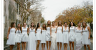 short white bridesmaid dresses 2013