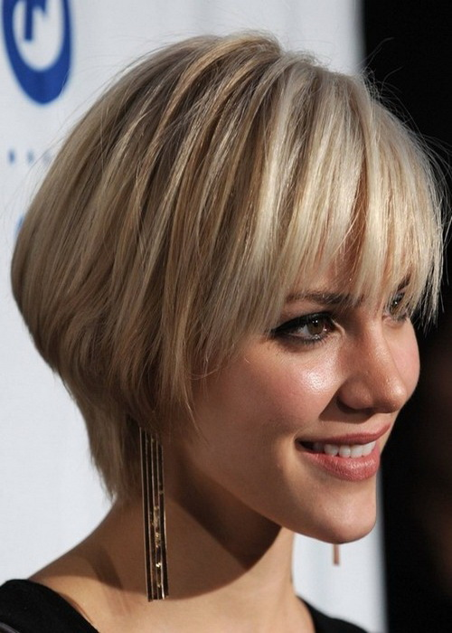medium haircuts for thick hair 2013