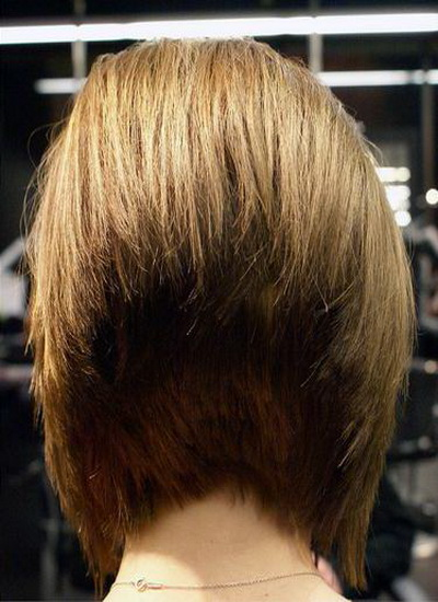 Short Bob Haircuts Back View Fashion Trends Styles For 2014
