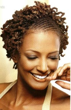 natural hair styles for black women